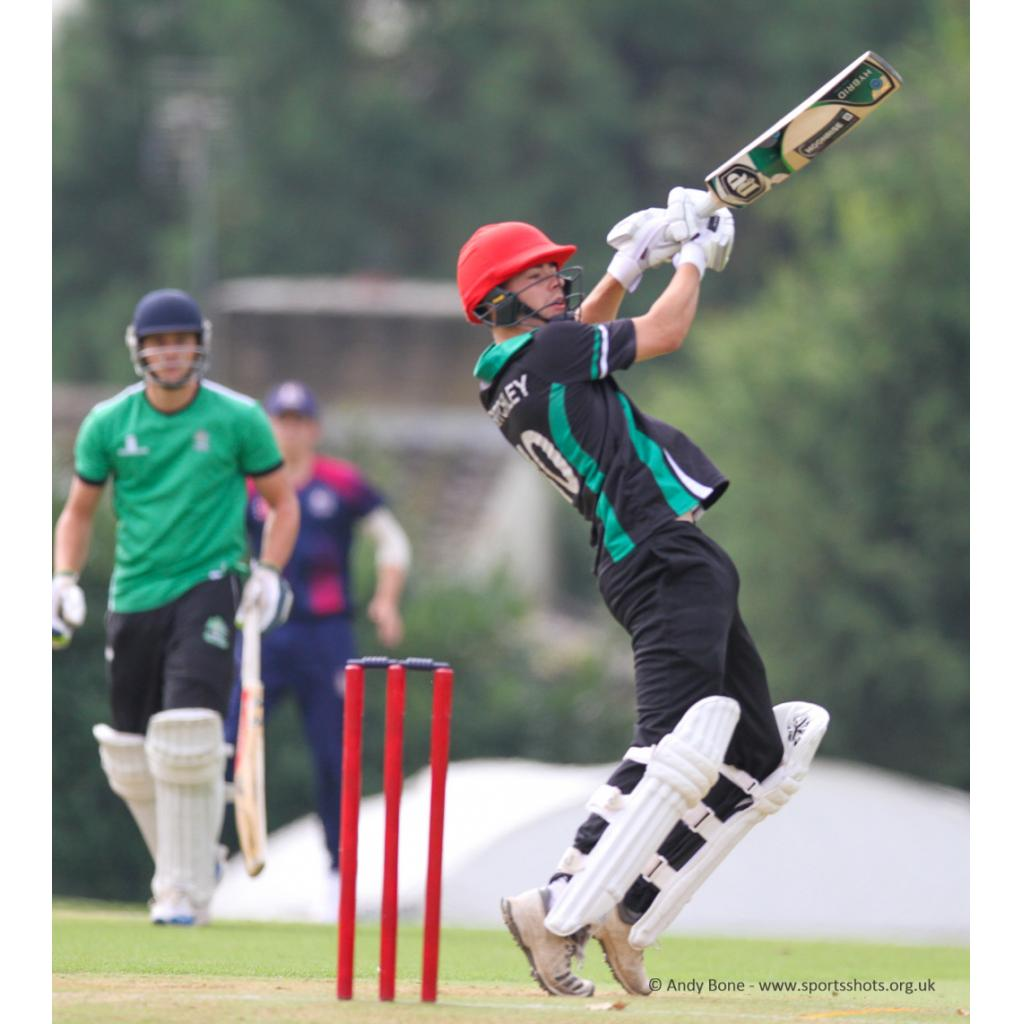 Academy enjoy two T20s v Northants Under 21s