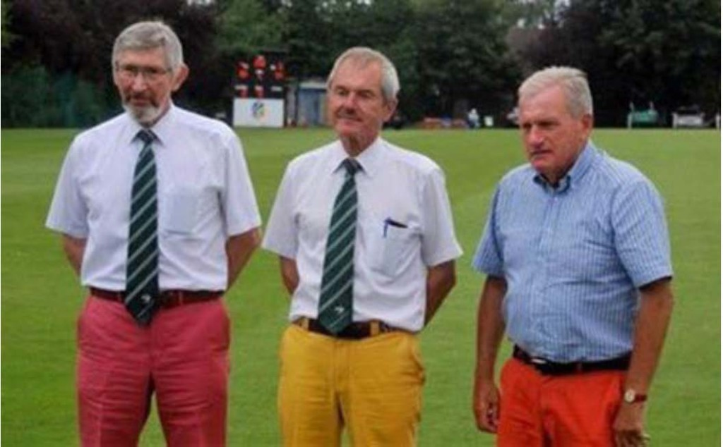 Coloured Trousers no 7
